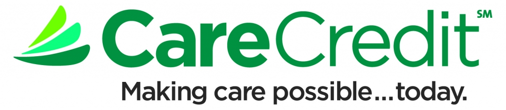 CareCredit logo for affordable dental care