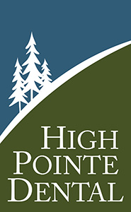 HighPointe Dental Retina Logo