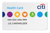 Image demonstrating that HighPointe Dental in Thornton, CO takes Citi Health Card.